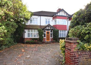 Thumbnail 4 bed semi-detached house for sale in The Mall, London