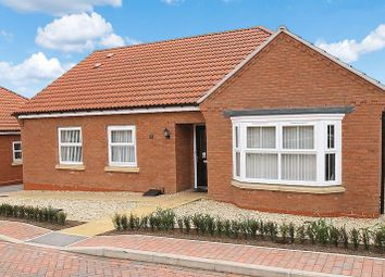 Thumbnail 3 bed detached bungalow for sale in Fieldside Close, Cayton, Scarborough
