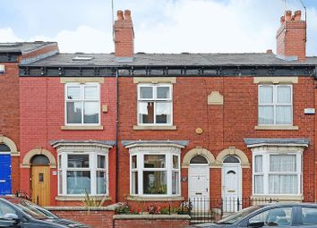 Thumbnail 3 bed terraced house for sale in Vincent Road, Nether Edge, Sheffield