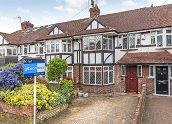Thumbnail 3 bed terraced house to rent in Barnfield Avenue, Kingston Upon Thames