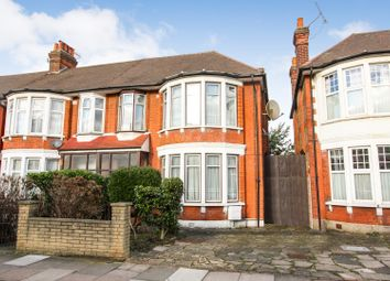 3 bed end terrace house for sale in Berkshire Gardens, Palmers Green N13