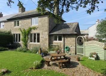 Thumbnail 2 bed semi-detached house for sale in Folnamodry, Fore Street, Madron