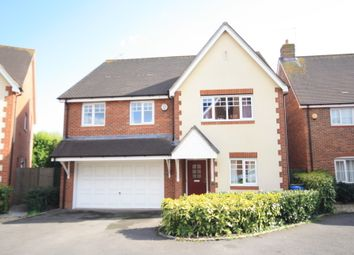 Thumbnail 5 bed detached house for sale in Barley Mead, Maidenhead