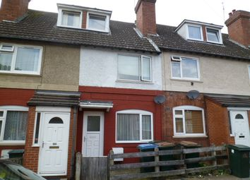 Thumbnail 2 bed terraced house to rent in St Georges Road, Stoke, Coventry