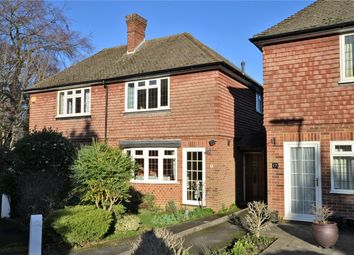 Thumbnail 2 bed semi-detached house for sale in Winkworth Place, Banstead, Surrey