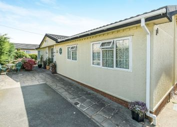 Thumbnail 3 bed mobile/park home for sale in Whitehouse Lane, Wooburn Green, High Wycombe
