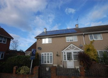 Thumbnail 4 bed end terrace house for sale in Marney Drive, Basildon, Essex
