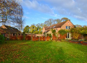 Thumbnail 3 bed barn conversion to rent in The Barn, School Lane, Colston Bassett