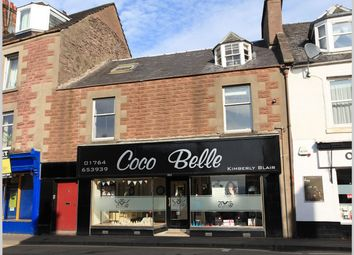 Thumbnail 1 bed flat to rent in High Street, Crieff