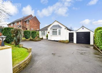 Thumbnail 3 bed detached bungalow for sale in West End, Kemsing, Sevenoaks, Kent