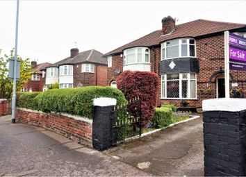 Thumbnail 3 bed semi-detached house for sale in Abbey Hey Lane, Manchester