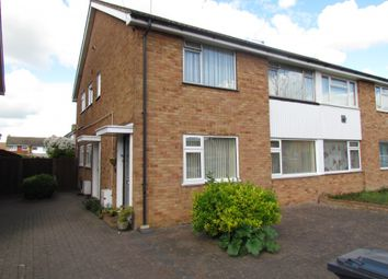 Thumbnail 2 bed flat to rent in Southmead Crescent, Cheshunt