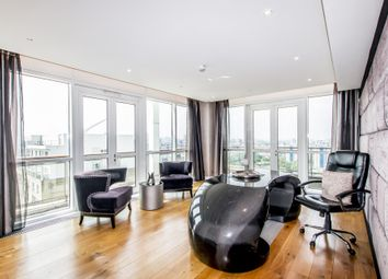 Thumbnail 3 bed penthouse for sale in Eaton House, Westferry Circus, Canary Wharf