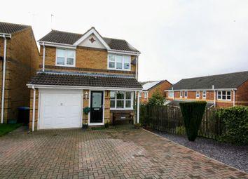 Thumbnail 3 bed detached house for sale in Coldingham Court, Sacriston, Durham