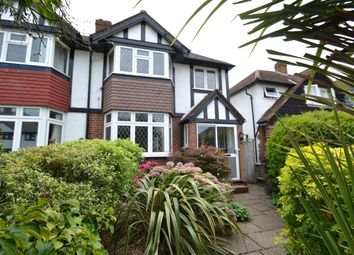 Thumbnail 3 bed semi-detached house to rent in River Way, Twickenham