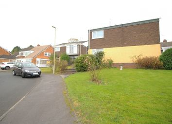 Thumbnail 2 bed flat for sale in Churchill Road, Halesowen, West Midlands
