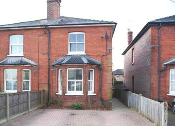 Thumbnail 3 bed semi-detached house for sale in Chapel Lane, Milford