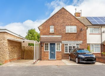 3 bed end terrace house for sale in Shelley Road, Lewes, East Sussex BN8