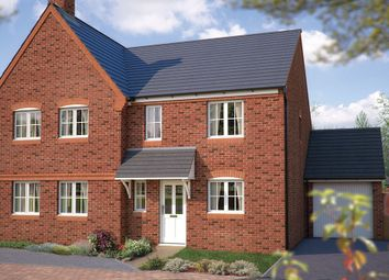 "Thumbnail 3 bed property for sale in ""The Southwold"" at Bowbrook, Shrewsbury"