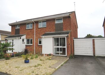 Thumbnail 3 bedroom semi-detached house for sale in Barn Close, Poole