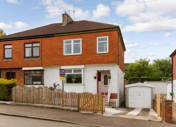 Thumbnail 3 bed semi-detached house for sale in Waverley Drive, Rutherglen, Glasgow, South Lanarkshire
