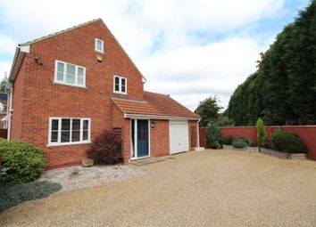 Thumbnail 4 bed detached house for sale in Needham Road, Stowmarket