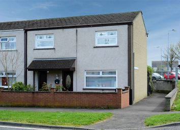 Thumbnail 3 bedroom end terrace house for sale in Rank Road, Dundonald, Belfast, County Down