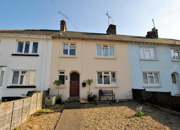 Thumbnail 3 bed terraced house for sale in Fore Street, North Tawton