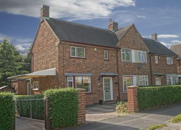 Thumbnail 3 bedroom semi-detached house for sale in St. Peters Road, Chellaston, Derby