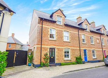 Thumbnail 4 bed semi-detached house for sale in Headland Warren, Poundbury, Dorchester