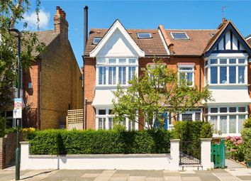 5 bed semi-detached house for sale in Madrid Road, London SW13