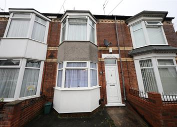 2 bed terraced house for sale in Manvers Street, Hull HU5