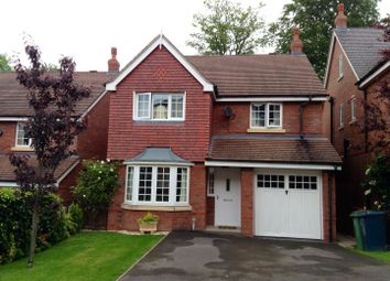 Thumbnail 4 bed detached house for sale in The Chestnuts, Cross Houses, Shrewsbury
