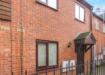 Thumbnail 2 bed terraced house to rent in Hildred Court, High Street, Ramsey, Huntingdon