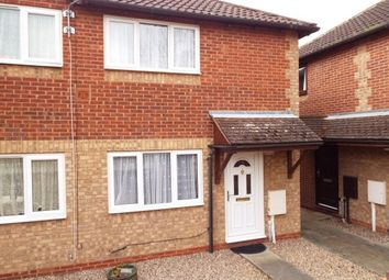 Thumbnail 1 bed end terrace house to rent in Broome Way, Banbury