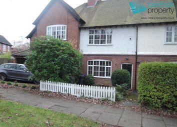 Thumbnail 2 bed terraced house to rent in High Brow, Harborne, Birmingham