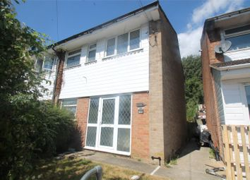 Thumbnail 3 bedroom terraced house for sale in Princes Avenue, Walderslade, Kent