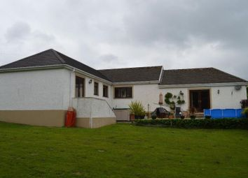 Thumbnail 4 bed bungalow to rent in Bronwydd Arms, Carmarthen