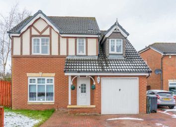 Thumbnail 4 bed detached house for sale in Aitken Close, Newmains, Wishaw