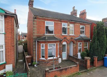 Thumbnail 2 bed semi-detached house for sale in Surbiton Road, Ipswich