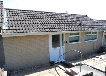 Thumbnail 2 bed terraced bungalow to rent in Trem-Y-Mor, Brackla, Bridgend.