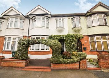 Thumbnail 3 bed terraced house for sale in Wadham Avenue, London