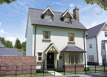 Thumbnail 4 bed detached house for sale in Buckton Fields, Northampton