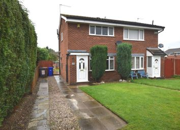 Thumbnail 2 bed semi-detached house for sale in Pacific Road, Trentham, Stoke-On-Trent