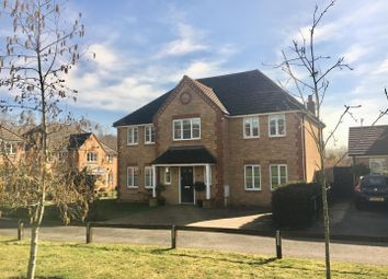 Thumbnail 5 bed detached house for sale in Blossom Lane, Ashford