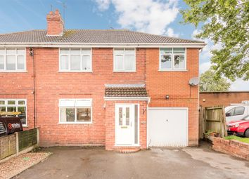 Thumbnail 3 bed semi-detached house for sale in Kettles Bank Road, Gornal Wood