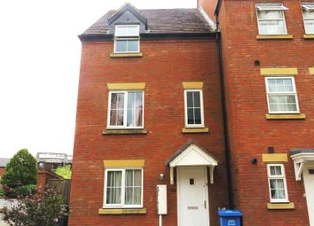 Thumbnail 3 bed town house for sale in Horse Fair Lane, Rothwell, Kettering