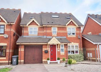 Thumbnail 5 bed detached house for sale in Saddlers Road, Quedgeley, Gloucester