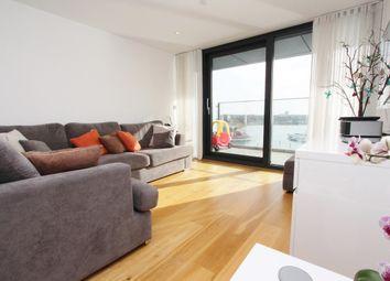 Thumbnail 2 bedroom flat to rent in Admirals Quay, Ocean Village, Southampton