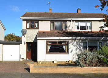 Thumbnail 3 bed semi-detached house for sale in 6 Park View, Musselburgh